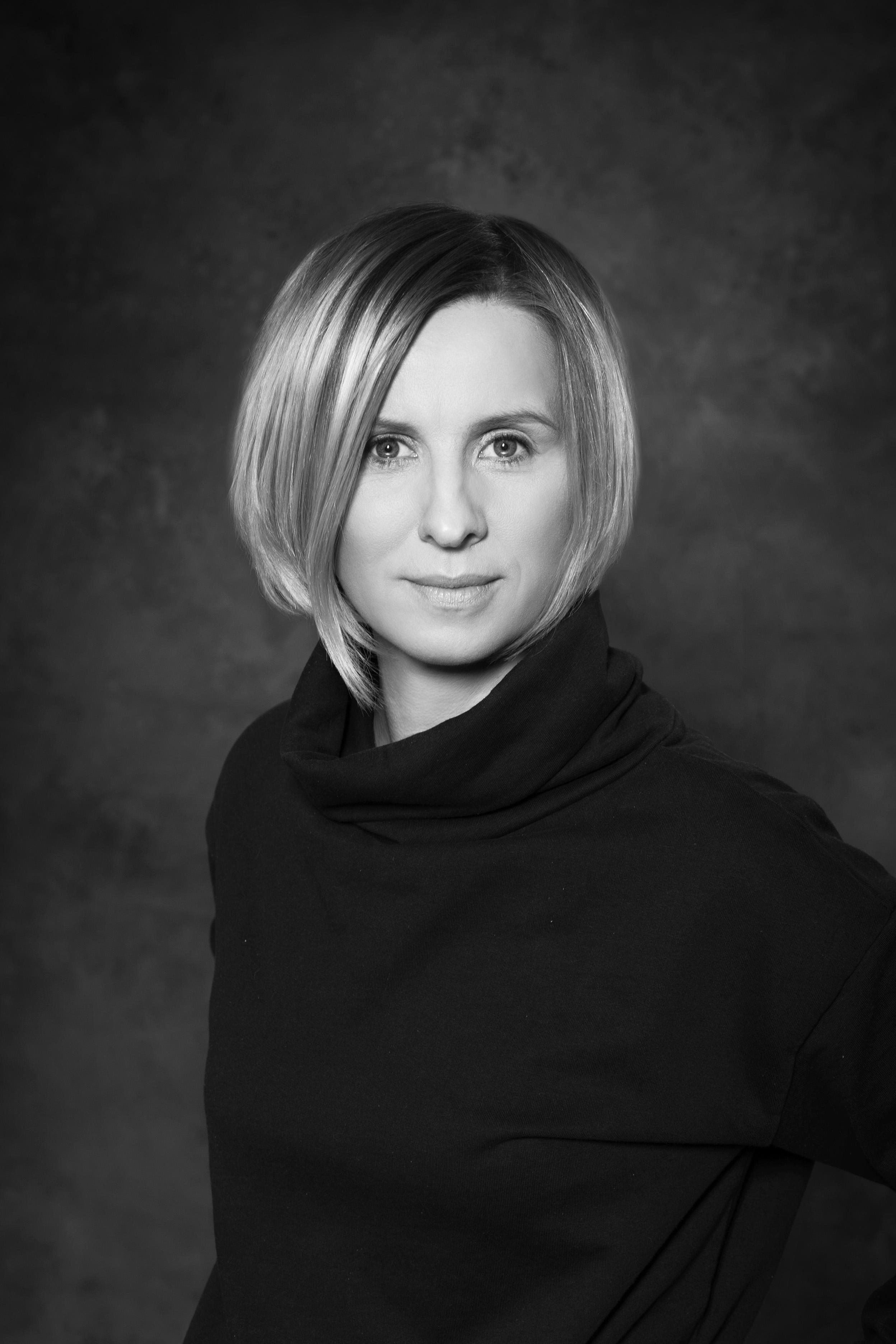 Anna Janik-Cieśla, projektantka TU_Kolektyw, autorka kolekcji Macchia