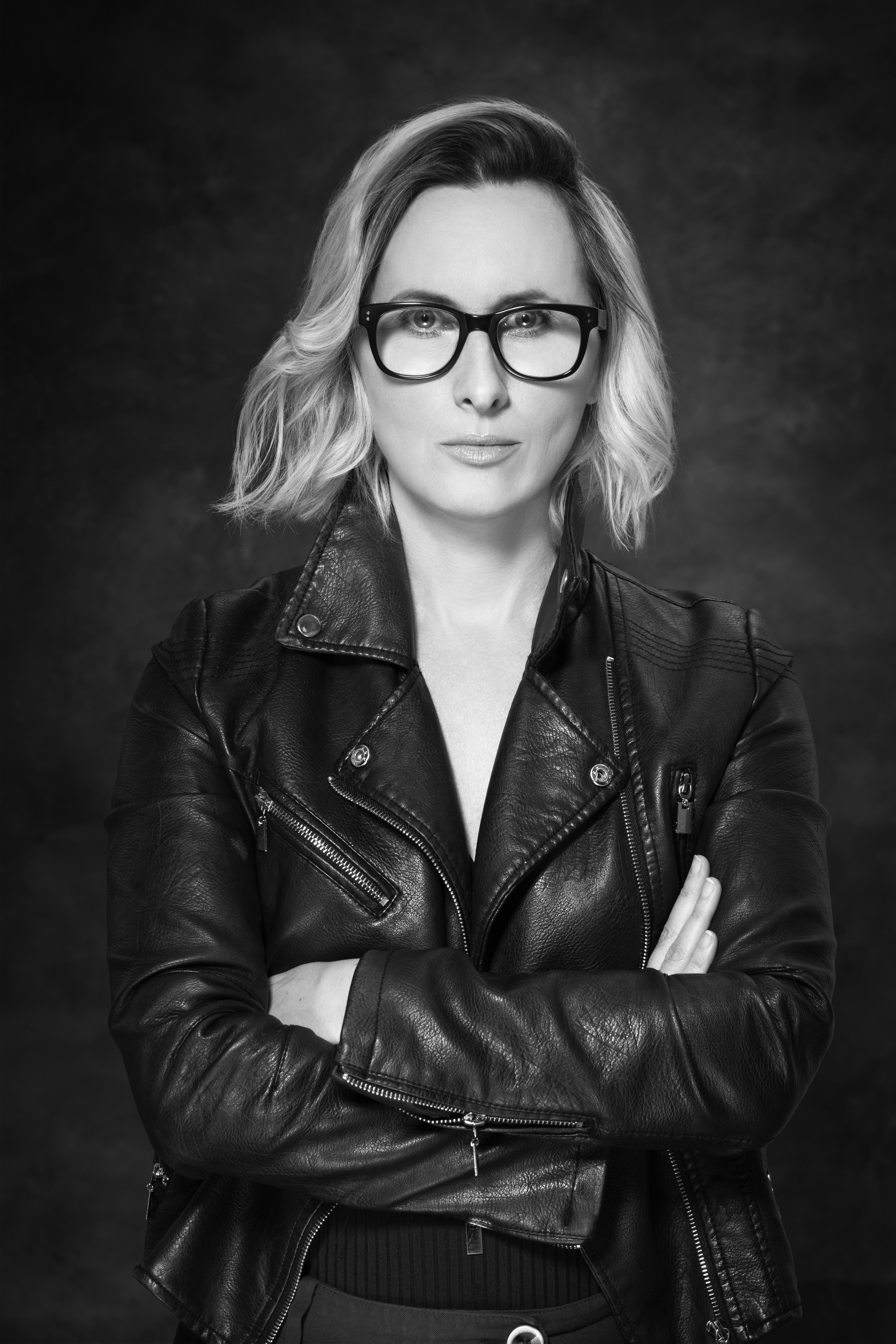 Anna Skonka-Wojtysiak, kierownika działu wzornictwa Grupy Tubądzin, projektantka TU_Kolektyw