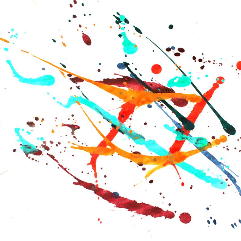 Radość płynąca z twórczej ekspresji