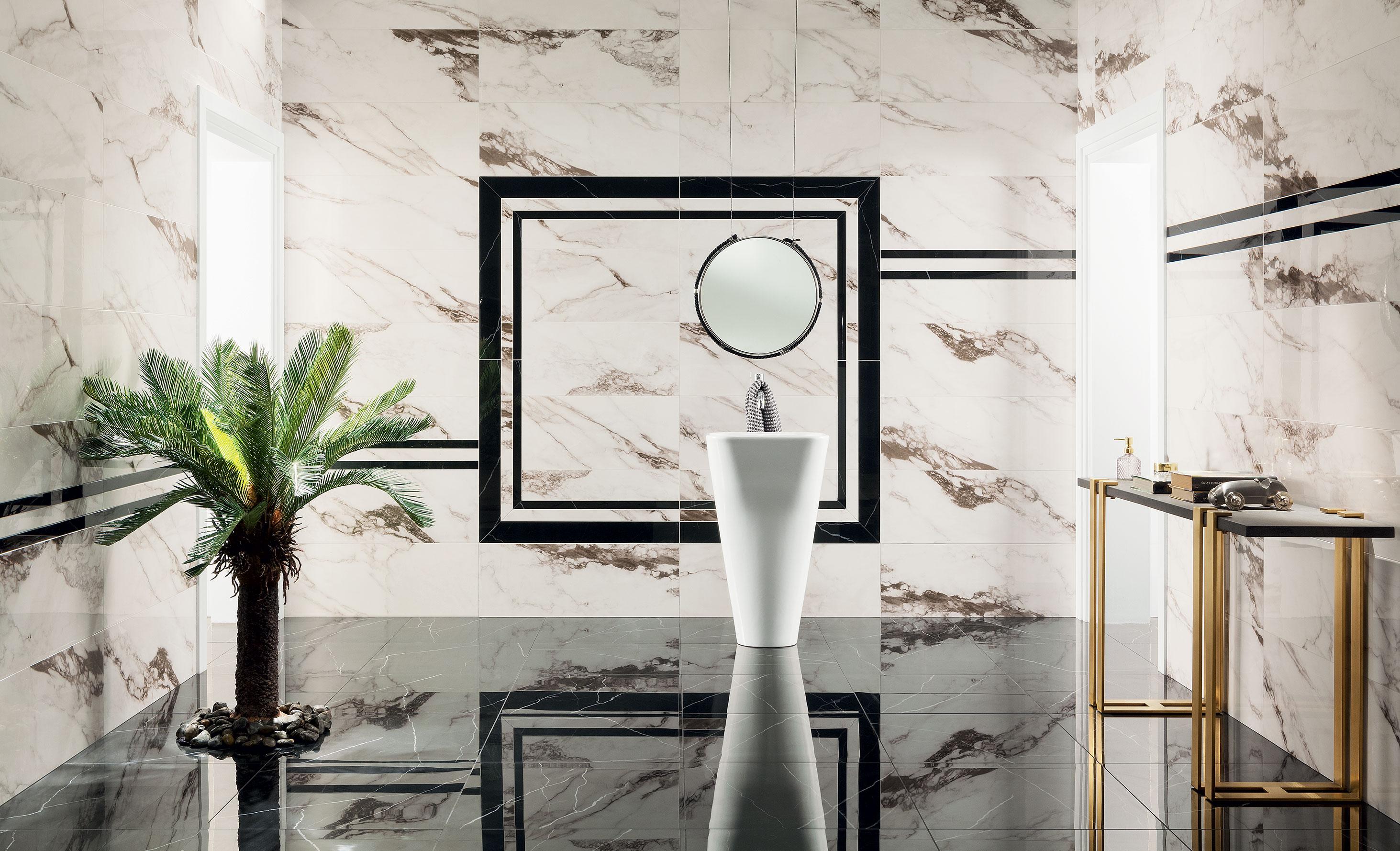 Definicja ekskluzywnego piękna w kolekcjach marki Tubądzin inspirowanych marmurem