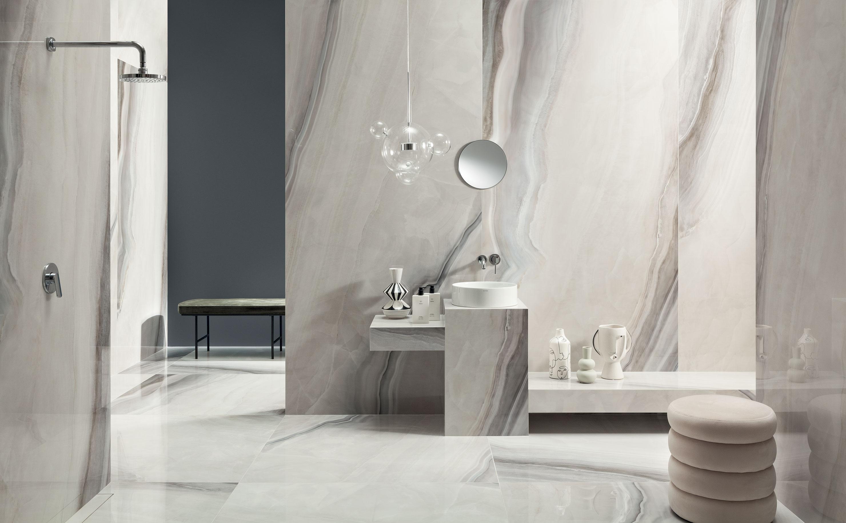 Okiem architekta TU_Kolektyw - aranżacja White Opal autorstwa Tomka Smusa