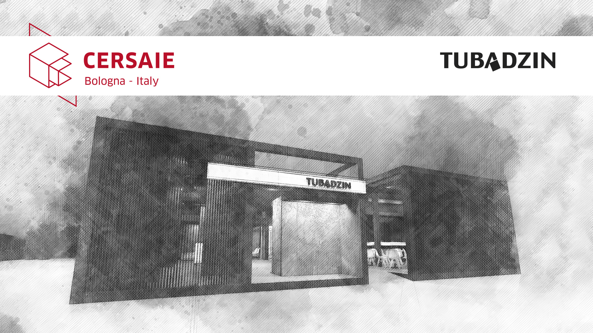 WORLD PREMIERE OF NEW TUBADZIN COLLECTIONS AT CERSAIE EXHIBITION IN BOLOGNA