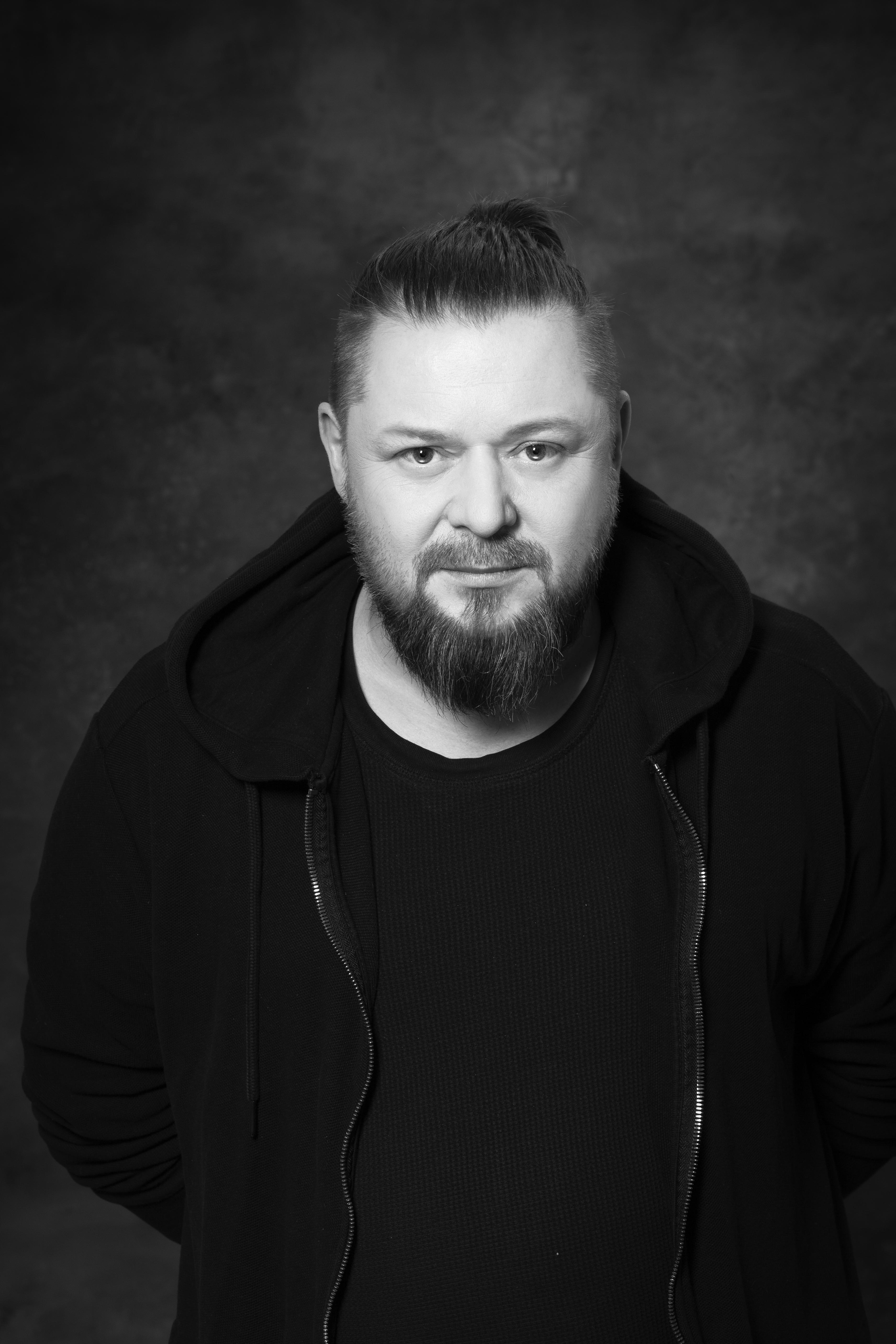 Tomek Smus, architekt TU_Kolektyw